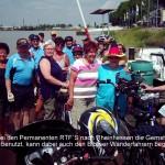 Radtour über Rheinfähre Gernsheim