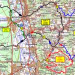 Weschnitztour 4 Strecken 2013