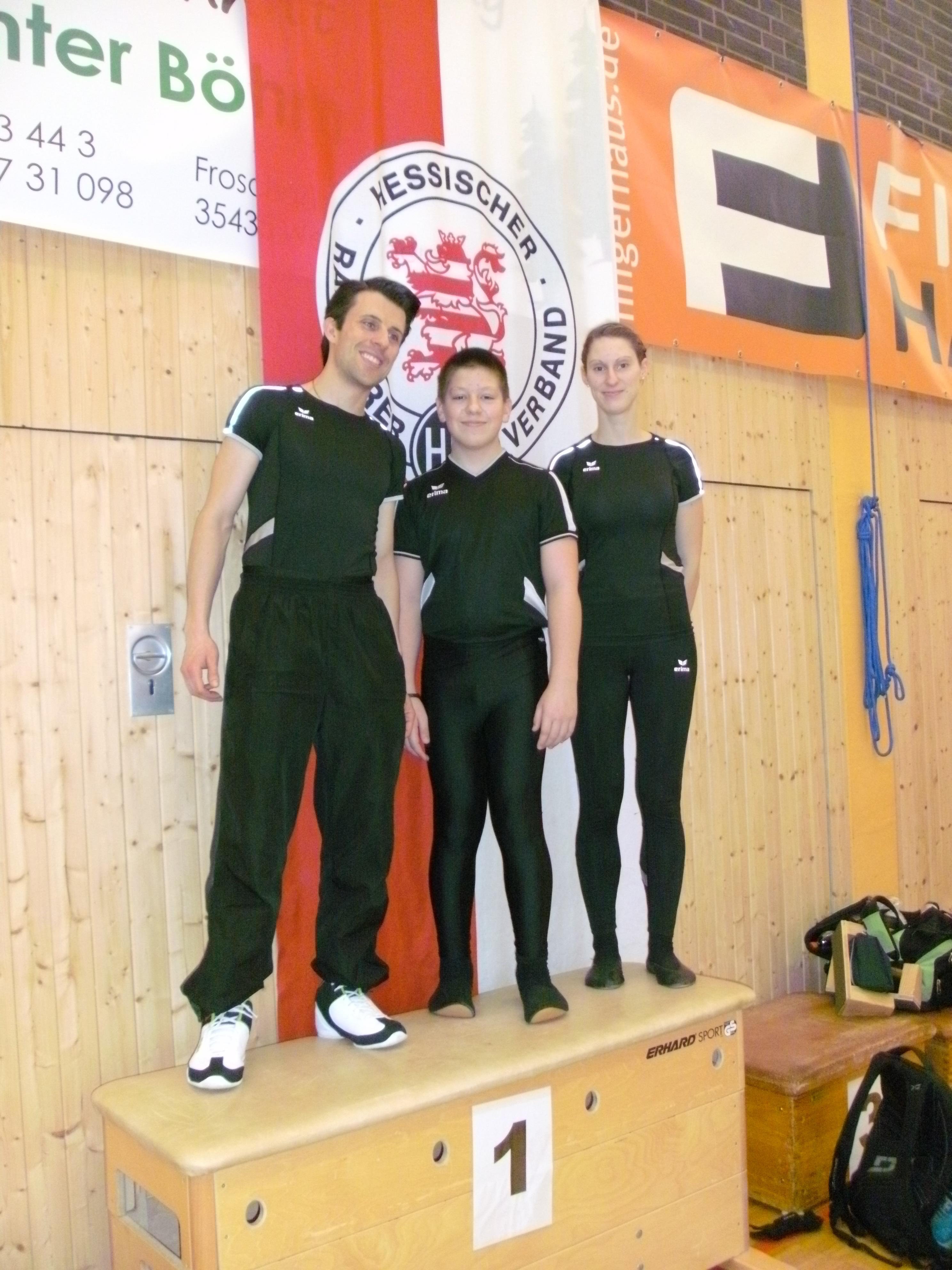 Dr. Till Christian Dietrich, Florian Hofmann, Samira Laur